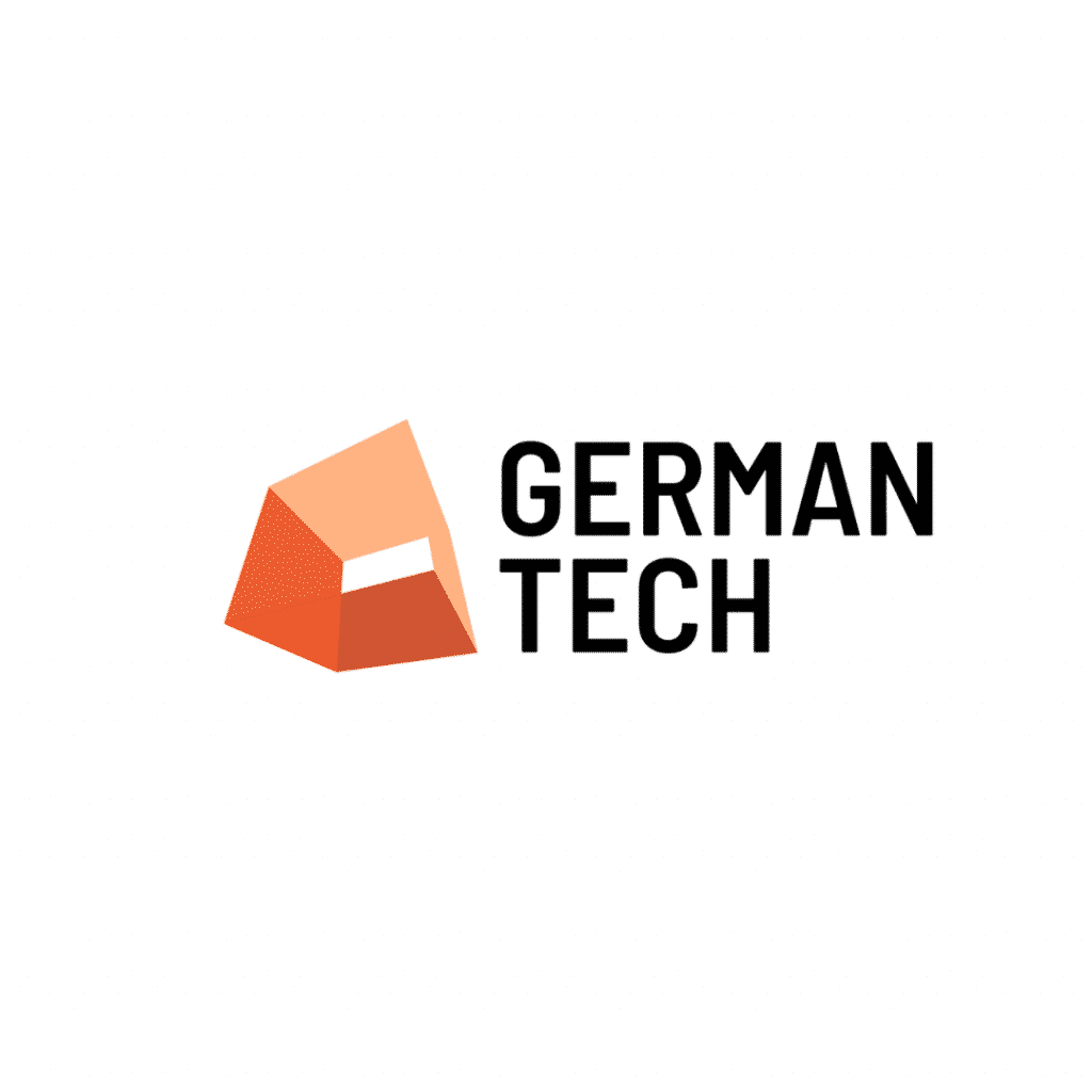 German Tech Twostay Coworking Supporter Logo