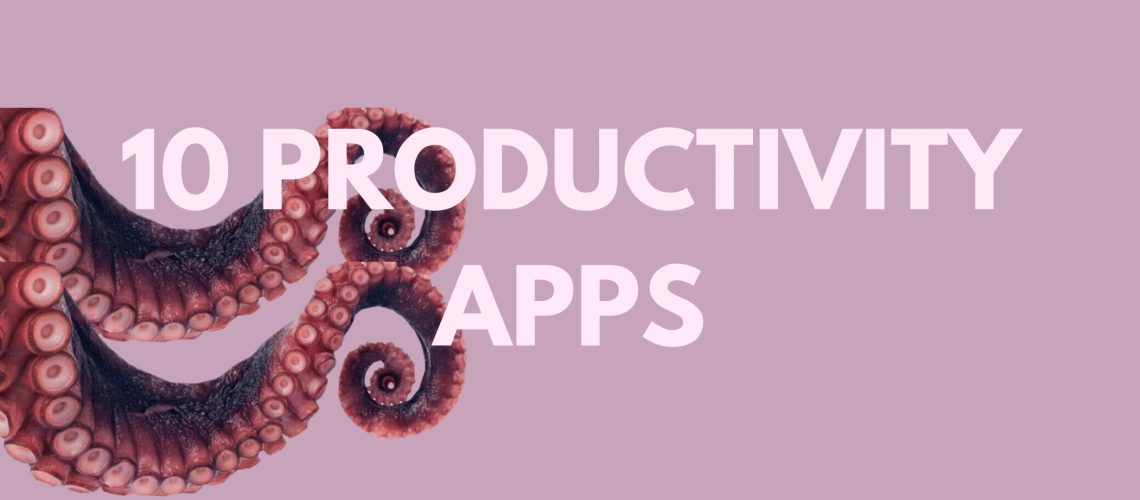 10 productivity apps for freelancers