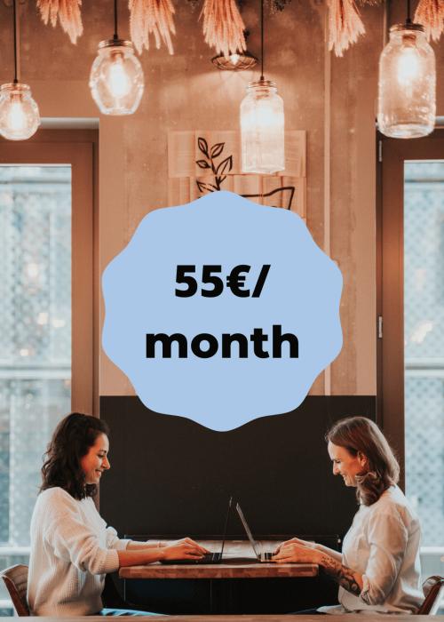 45€ month (1)