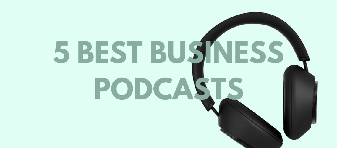 Podcasts for freelancers and entrepreneurs that are working in coworking spaces