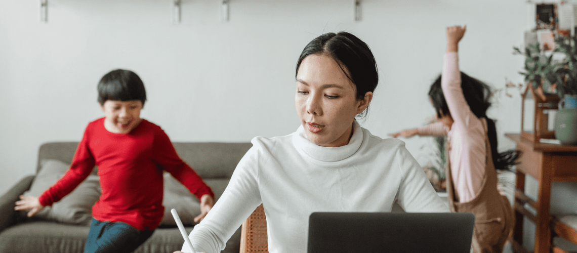 wie Coworking neuen Eltern helfen kann
