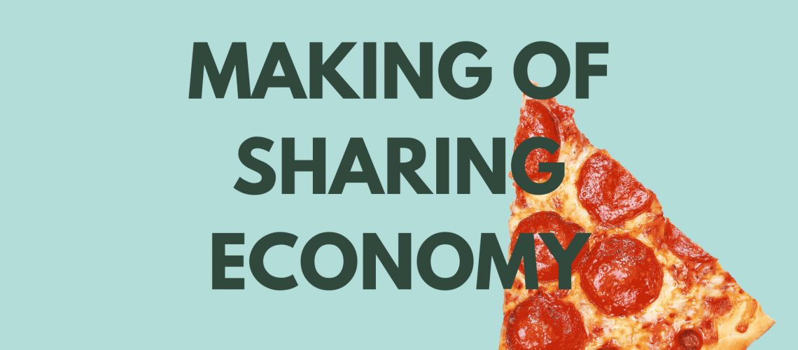 Making of the sharing economy