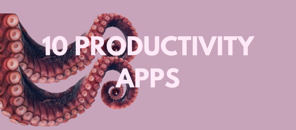productivity apps for freelancer and coworkers